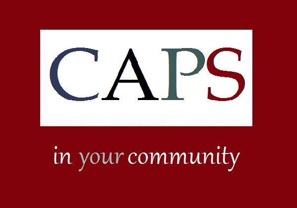 The Stony Brook CAPS Logo